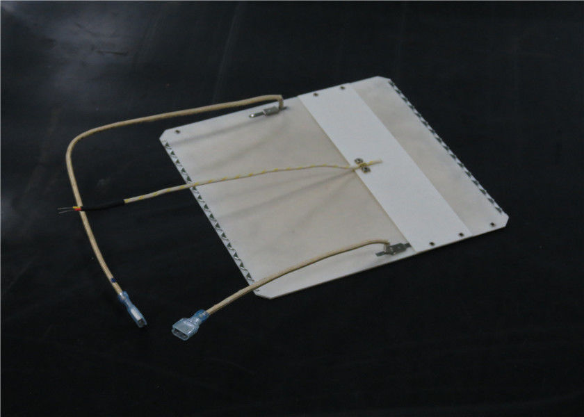 Rugged Construction Mica Heating Element For Packaging / Strapping / Sealing Equipment